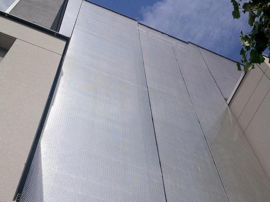 Haver Mesh Facade architectural