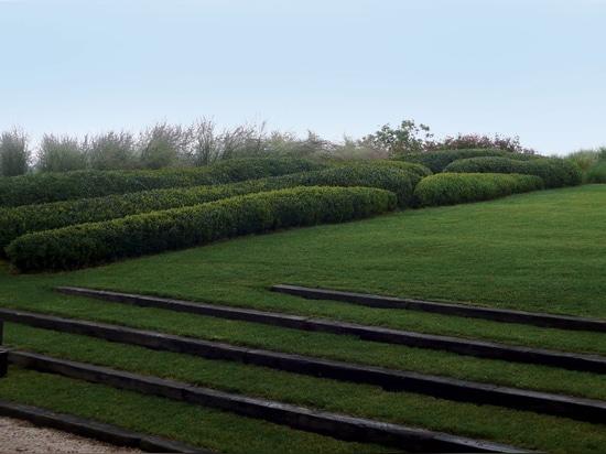 Jardin en Ombrie