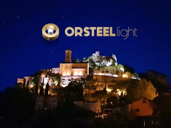 Orsteel Light participera à la mise en lumière de la nouvelle partie Sud du Jardin Exotique de Èze Village par l'installation d'une quarantaine de points lumineux.