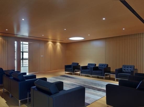 Shenzhen Vanke siège la conception intérieure de rénovation