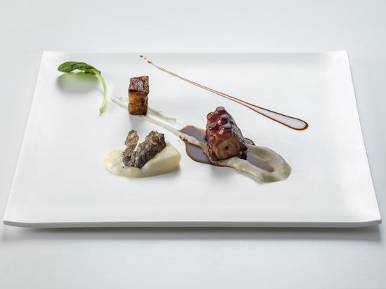 Le restaurant Casa Manolo de Manuel Alonso a fait confiance à KRION pour la rénovation de ses toilettes