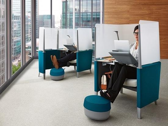 Le bureau hybride : Plus que l'espace ouvert