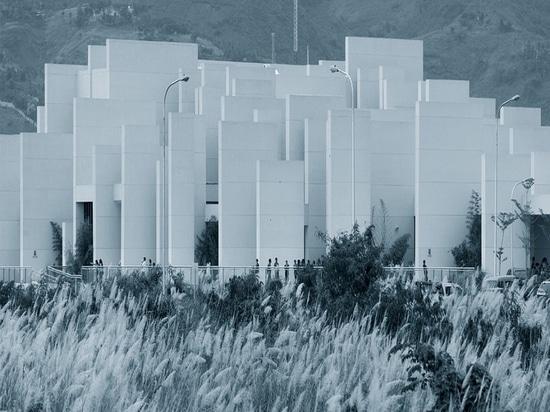 Courtoisie d'architecture de CAZA