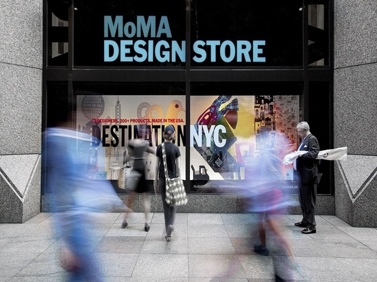 Courtoisie de magasin de conception de MoMa