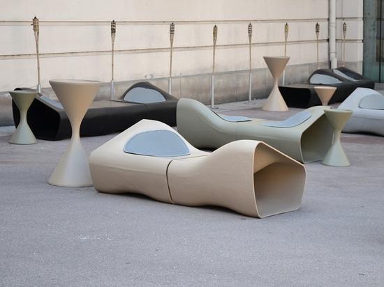 Dune. Courtoisie de concepteur autrichien Rainer Mutsch.