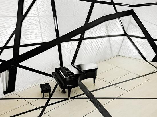 Courtoisie d'architecte Peter Zuspan
