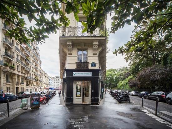 Chambre de rebut zéro à Paris. photo : © www.StefanoBorghi.com