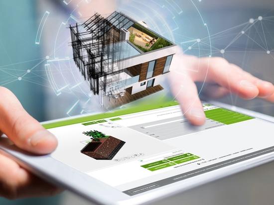 Bien préparé pour les futurs besoins de la planification verte de toit