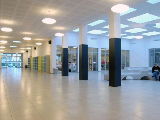 École Anvers – voyage