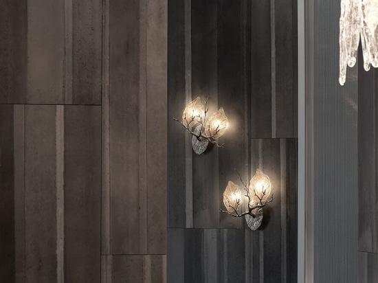 Rencontrez un faisceau de lumière dans la conception