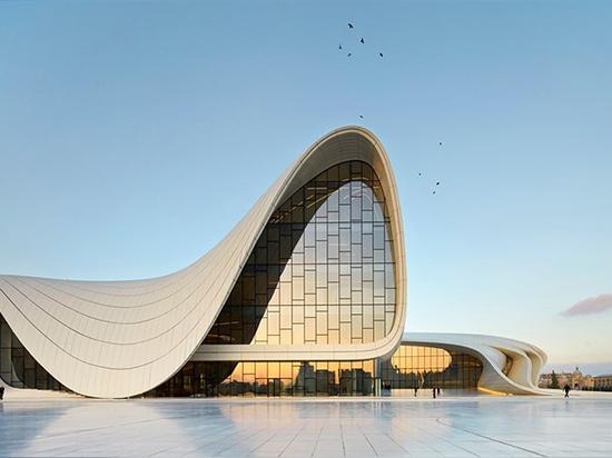 Heydar Aliyev Center, Bakou