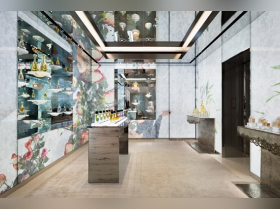 Le magasin de Dior Omotesando de SANAA reçoit Peter que Marino remettent en état