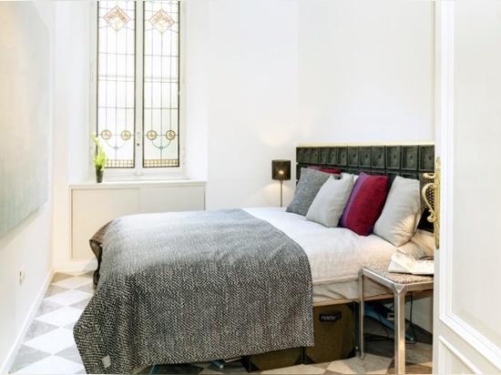 """La """"Chambre des déchets"""" prouve comment les déchets peuvent transformer en belle conception à la maison"""