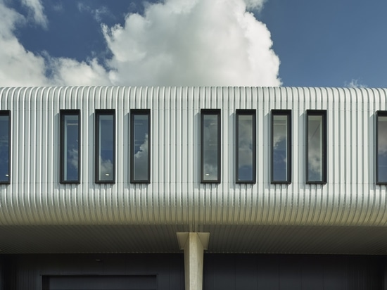 Sièges sociaux d'EeStairs | Bronsvoort Blaak Architecten