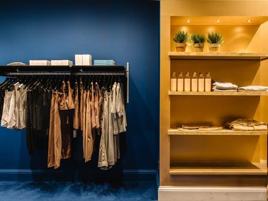 Goop de Gwyneth Paltrow ouvre le premier magasin automatique BRITANNIQUE