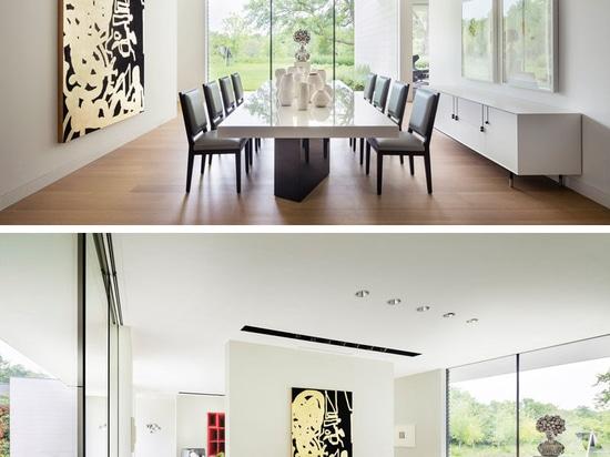 Preston Hollow Residence par Bodron+Fruit