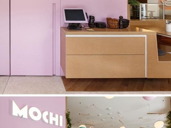 Le restaurant de BAO MOCHI s'est récemment ouvert en Russie