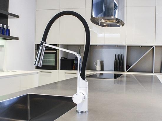 Je veux un robinet de chef dans ma cuisine et je la veux maintenant !