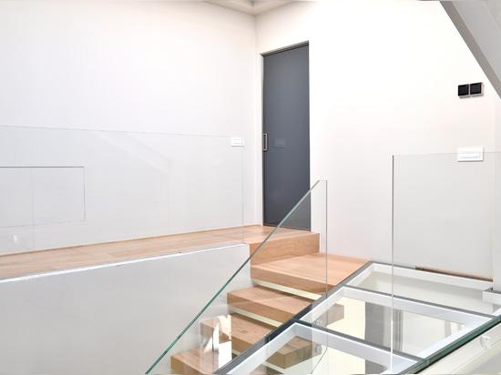 Portes coulissantes de Manhattan : lignes minimales et contemporay
