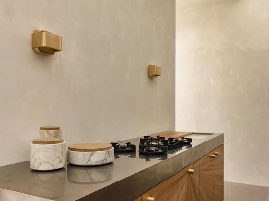 La cuisine des employés du château de Neuschwanstein inspirent la nouvelle conception belge utilitaire