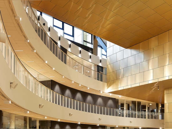 Kiruna City Hall - le cristal