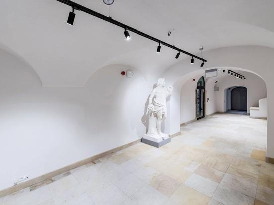MUSÉE DE VARSOVIE, VARSOVIE, POLOGNE