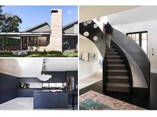 La Chambre de village par Luigi Rosselli Architects