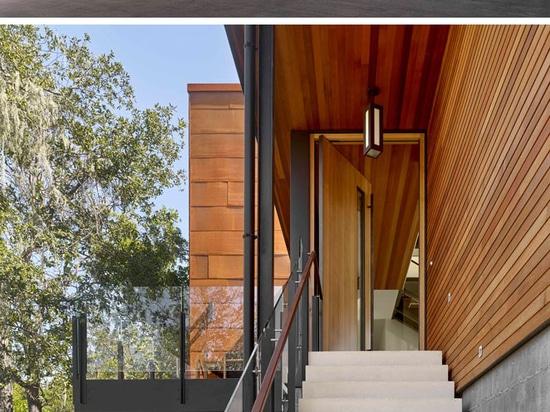 La Chambre de RidgeView par Zack | De Vito Architecture + construction