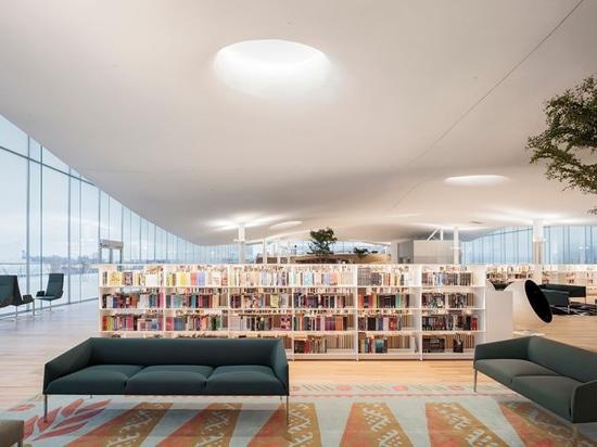 Oodi - bibliothèque centrale de Helsinki