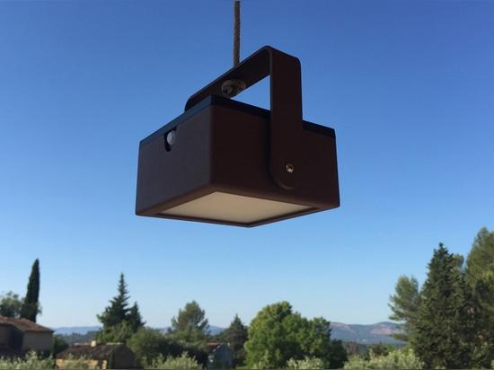 lampe solaire intérieur / lampe solaire extérieur LYXY