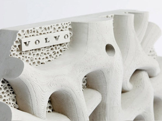 Volvo crée la digue vivante pour combattre la pollution et pour favoriser la biodiversité