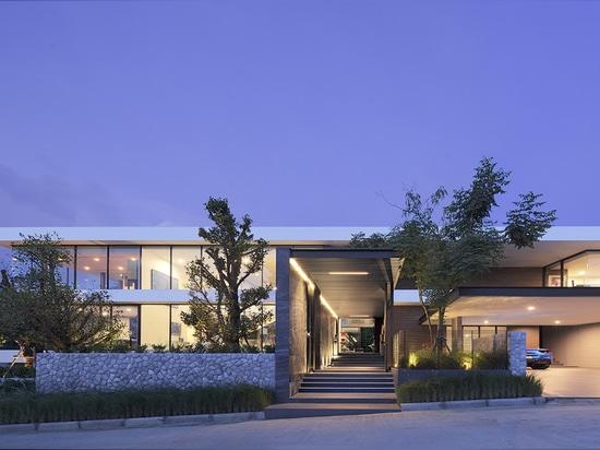 _horizontal maison/Ayutt et associer concevoir
