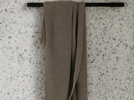 Porte-serviettes | Noir