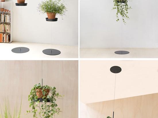 La collection de support d'usine de Teepots par Mauro Canfori