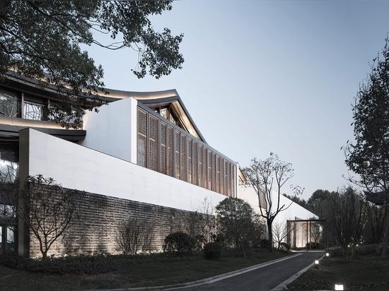 UAD - Hall universel d'hôtel de Shaoxing