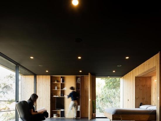 Chambre/Andreia Garcia Architectural Affairs + Diogo Aguiar Studio de pavillon