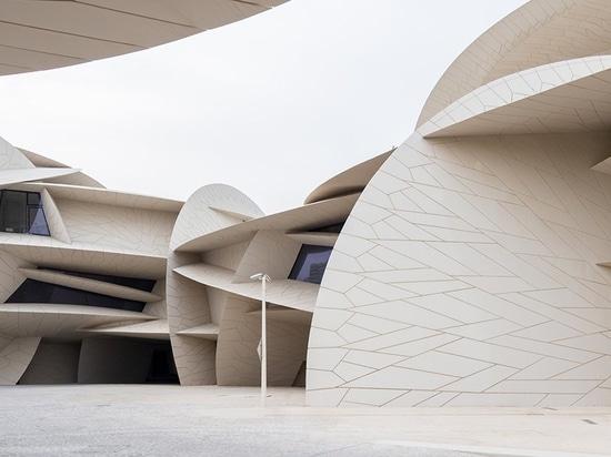 le musée national du qatar de jean nouveau ouvre ses portes au public