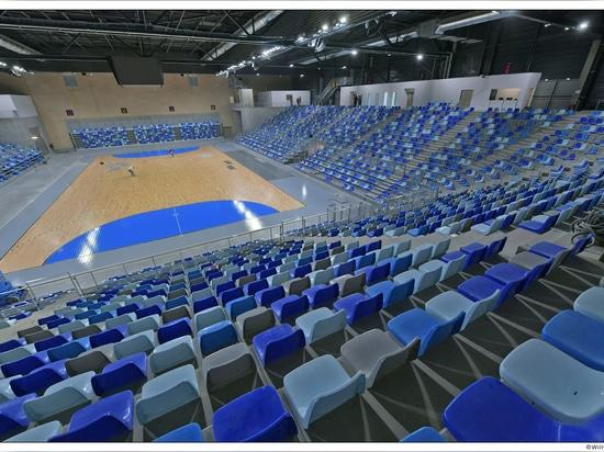 Siège CR4 Glaz Arena