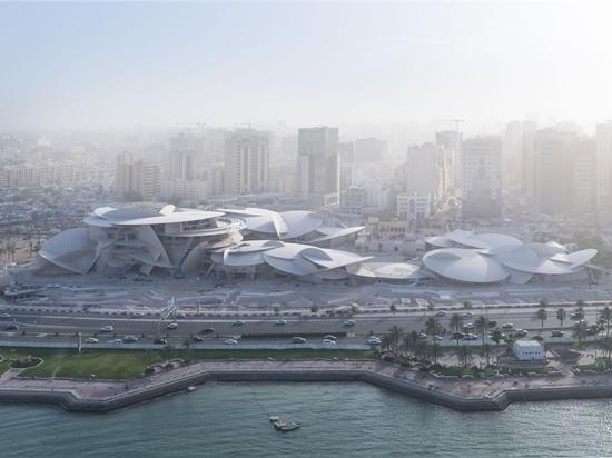 Ouverture du Musée national du Qatar par les Ateliers Jean Nouvel