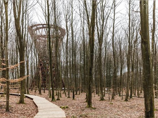 Tour d'observation du Camp Aventure / EFFEKT