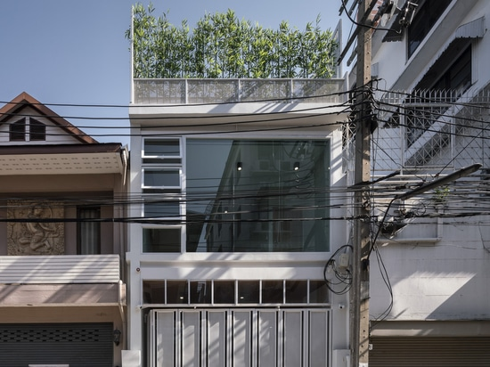 IN-SIGHT House / TOUCH Architecte