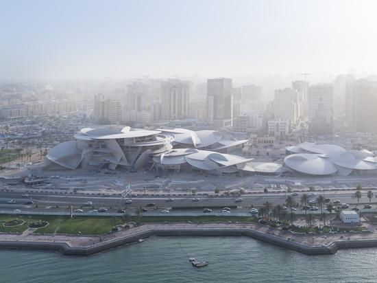 Musée national du Qatar / Atelier Jean Nouvel