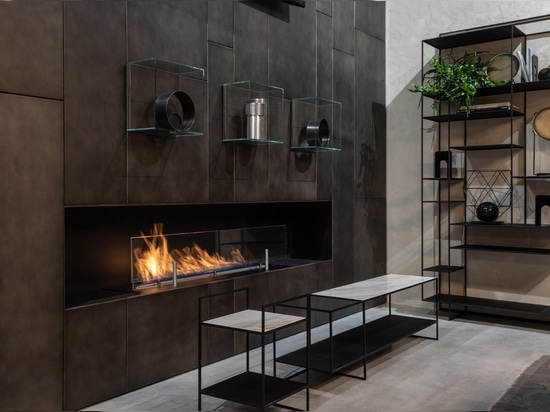 FLA 3 au Salone Del Mobile 2019 en collaboration avec Ronda Design