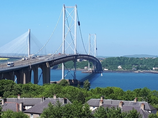 Le pont du chemin Forth