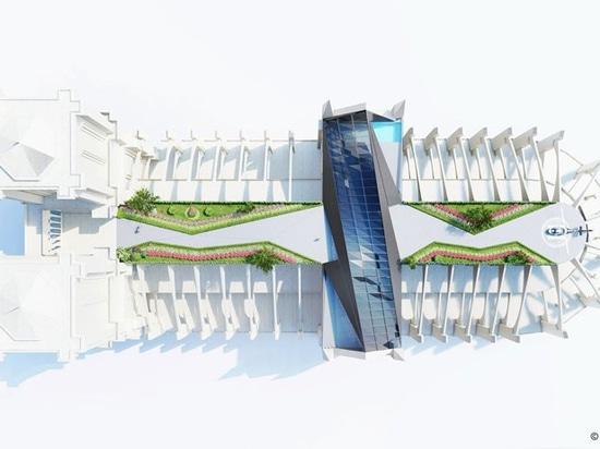 Quasimodo's penthouse' de qui s'en soucie ! propose un appartement de luxe sur le toit de Notre Dame