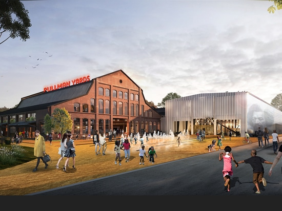 Atlanta amplifie son industrie du divertissement avec le développement Pullman Yard de 27 acres