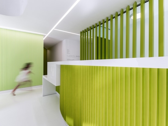Clinique dentaire à Chamberí, Madrid