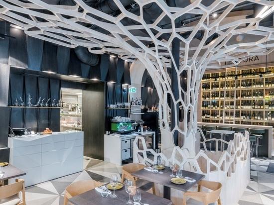 Restaurant Textúra par Muzsai-Ficzere
