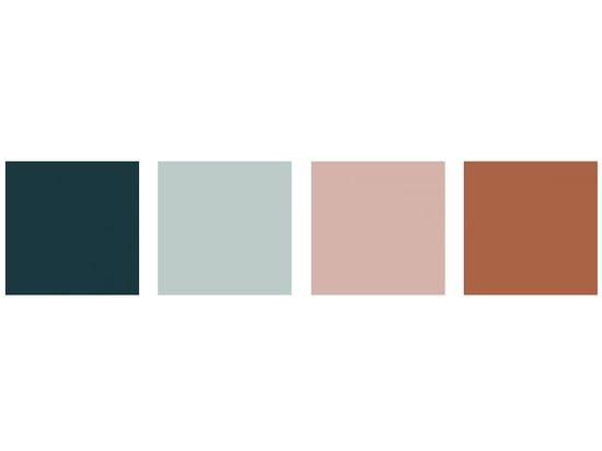 Les couleurs tendances pour 2019