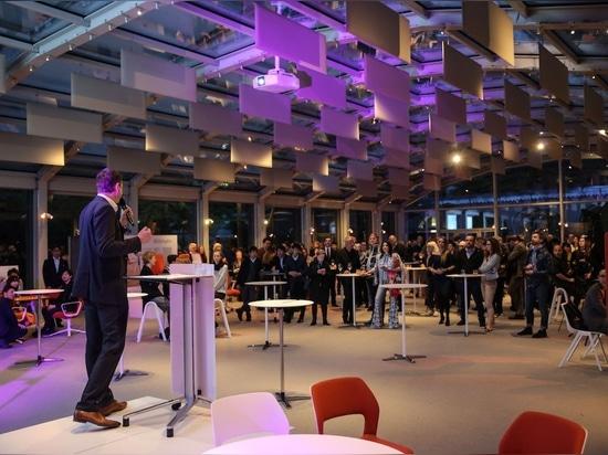 Nouveau responsable marketing international chez Wilkhahn : Tobias Darnstädt. Photo : Wilkhahn